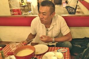 チーズのある暮らし☆夢は東京産チーズフォンデュ!